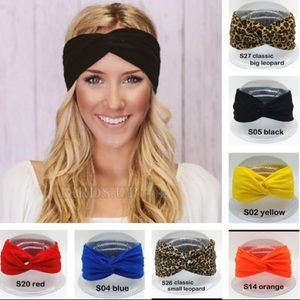 5/$25 Headband boho  hair accessories hair tieBoutique for sale